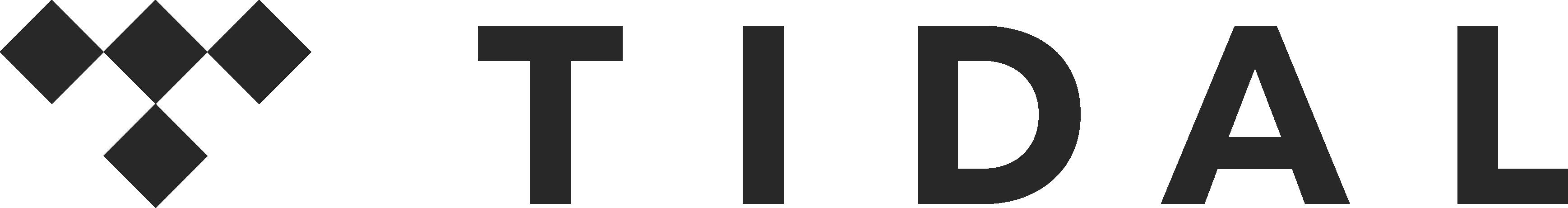 Tidal Logo png