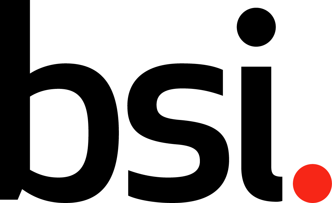 BSI Logo (British Standards Institution) png