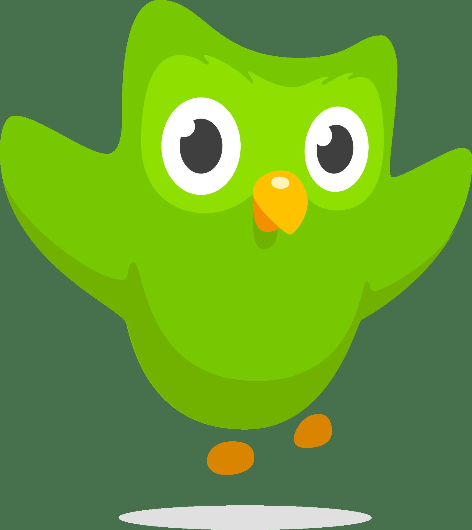 Duolingo Logo png