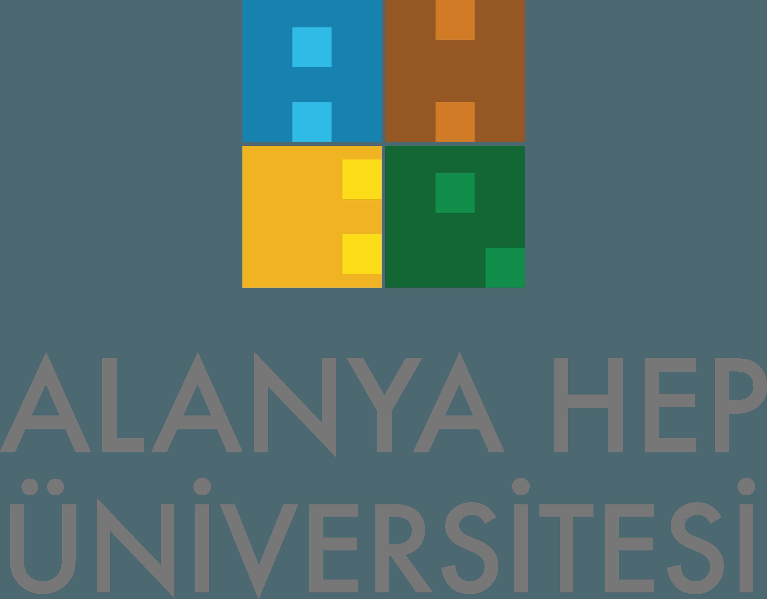 Alanya Hamdullah Emin Paşa Üniversitesi Logo   HEP Amblem png
