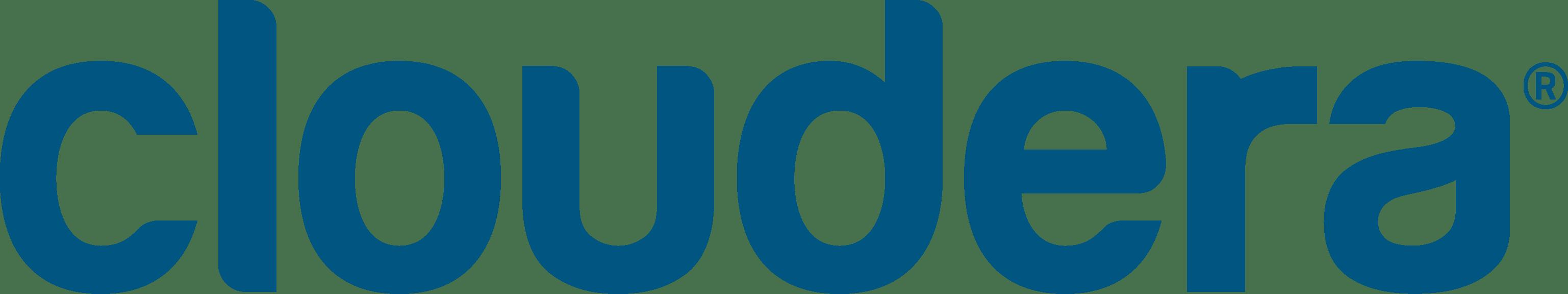 Cloudera Logo png