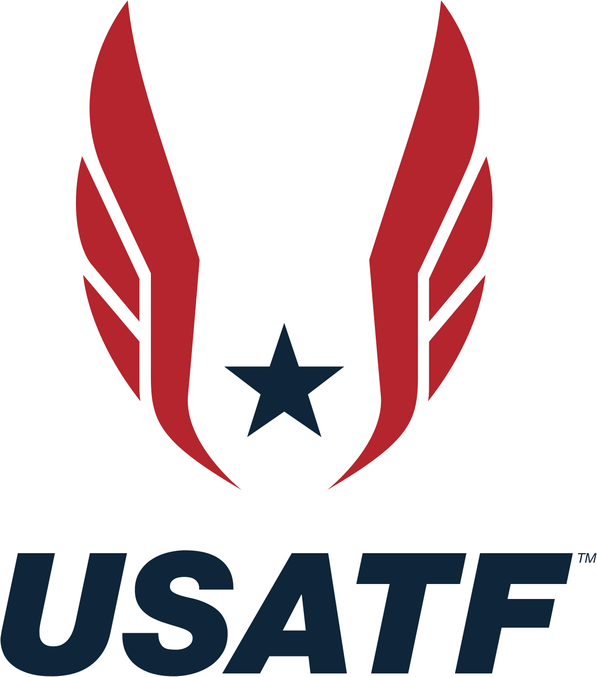 USATF Logo [USA Track & Field] png