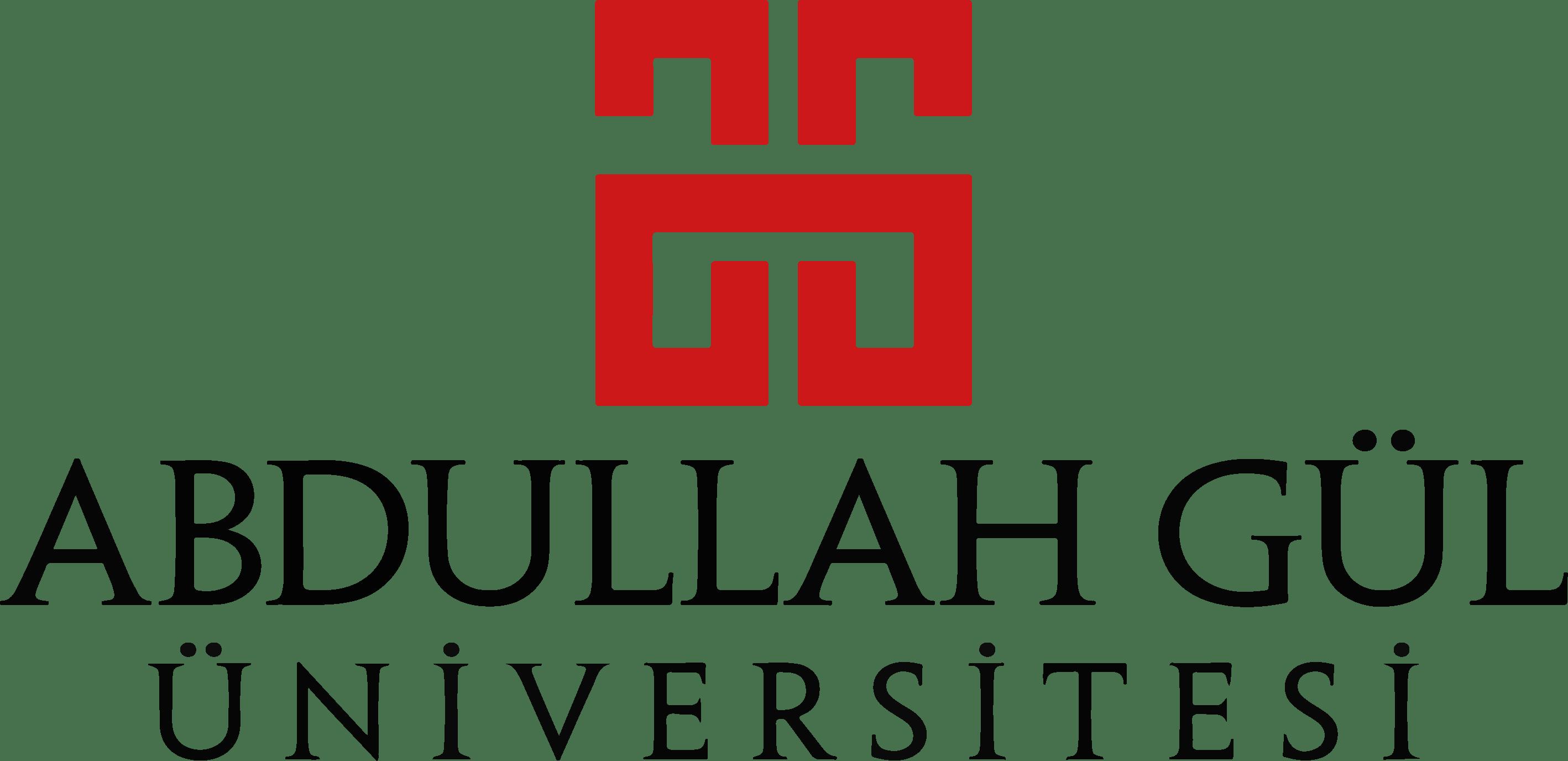 Abdullah Gül Üniversitesi Logo   Amblem png
