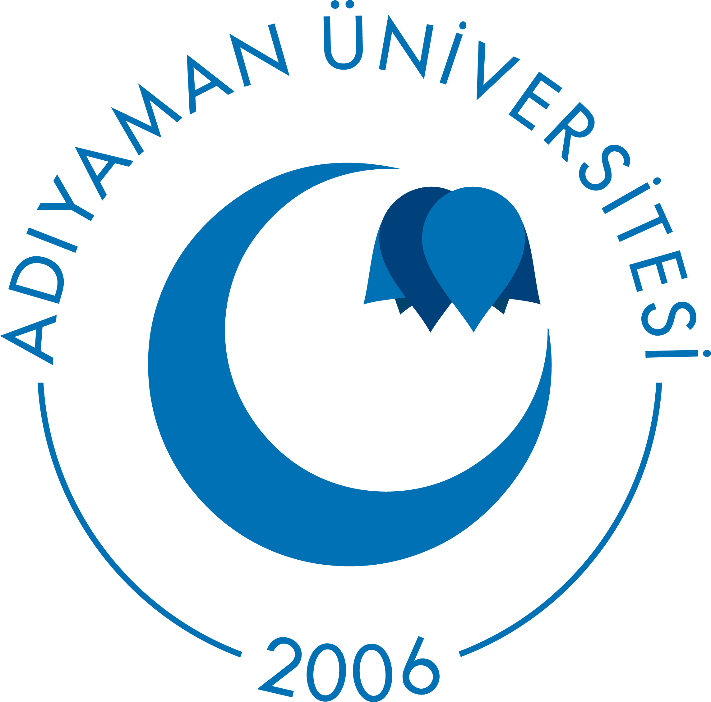 adiyaman universitesi logo vector