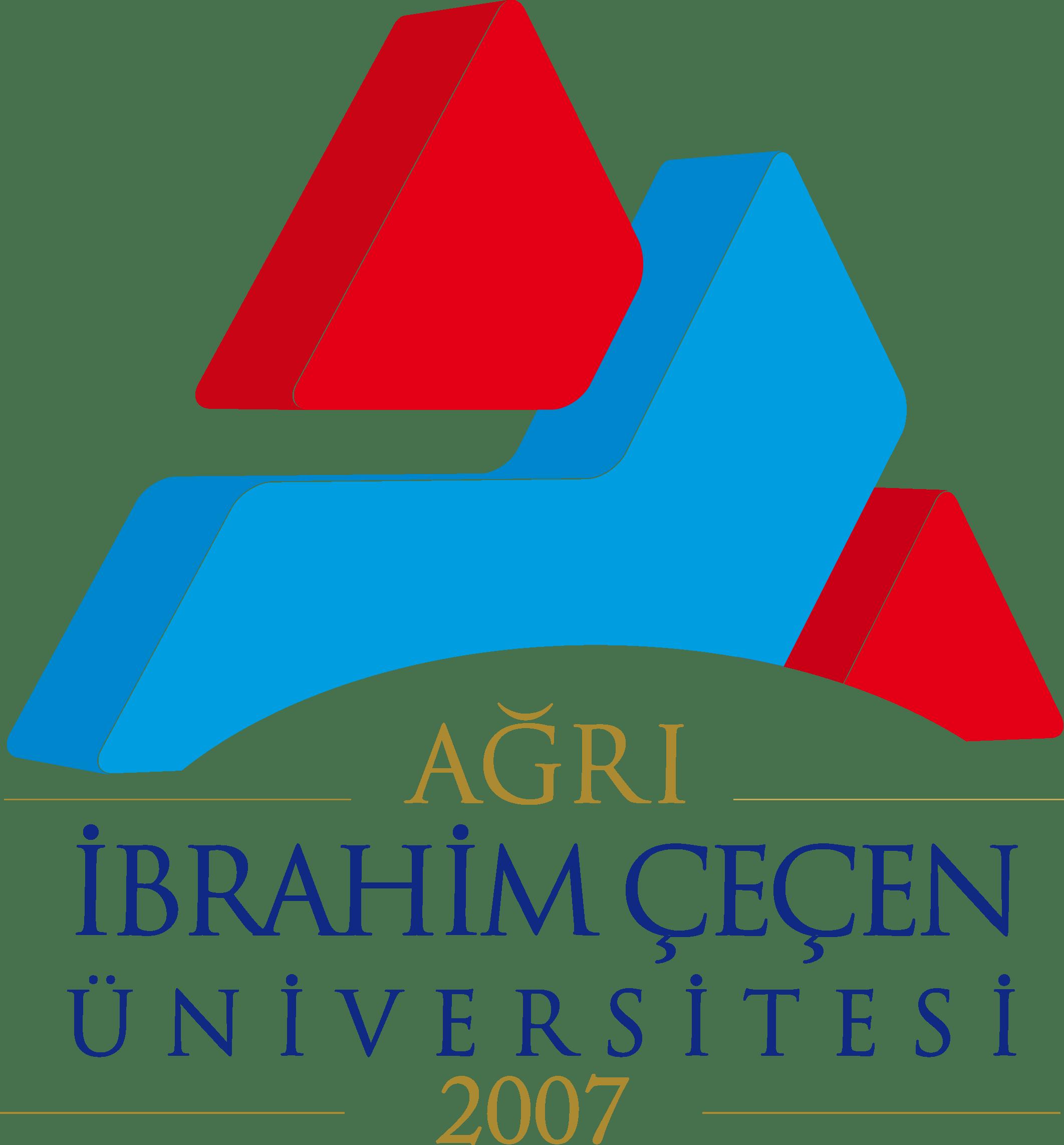 Ağrı İbrahim Çeçen Üniversitesi Logo   Amblem png
