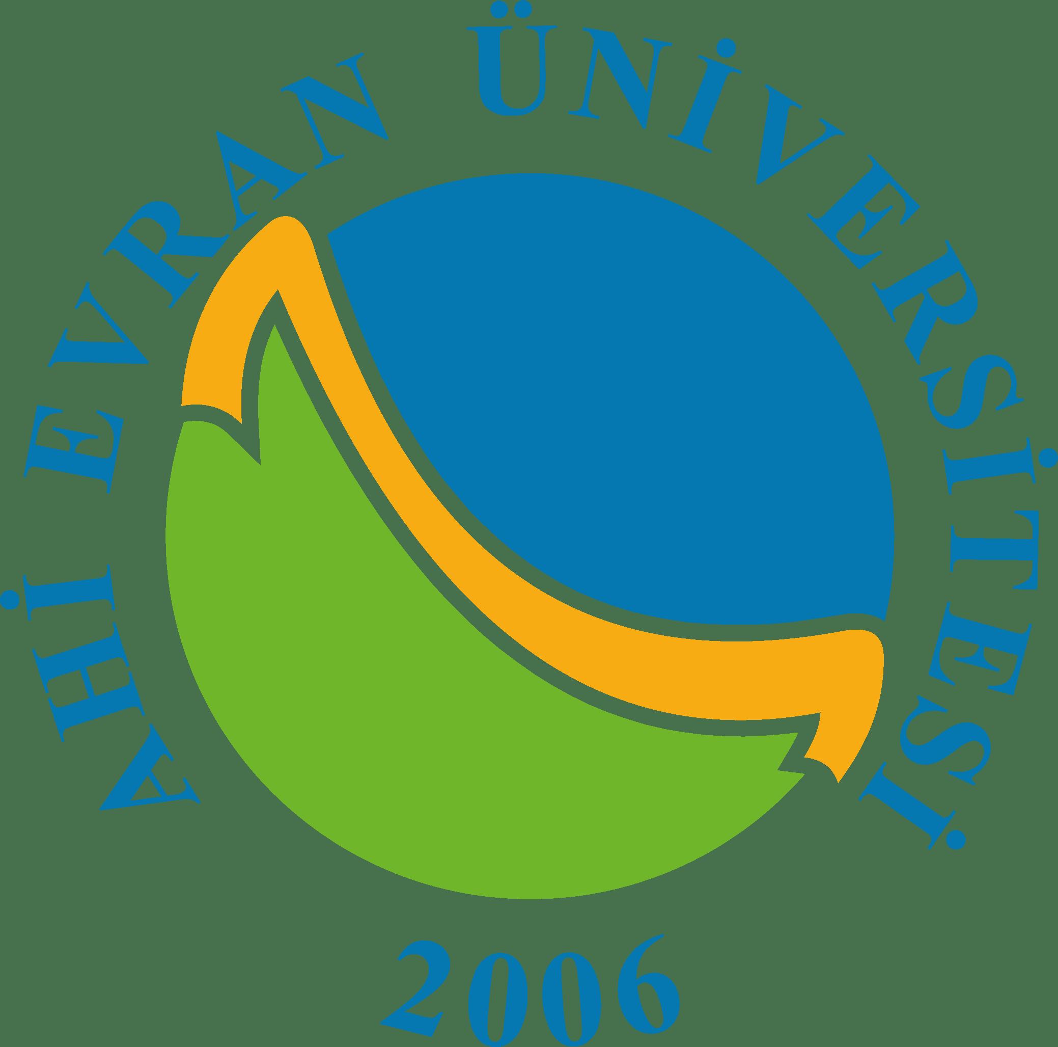 Ahi Evran Üniversitesi Logo   Amblem png