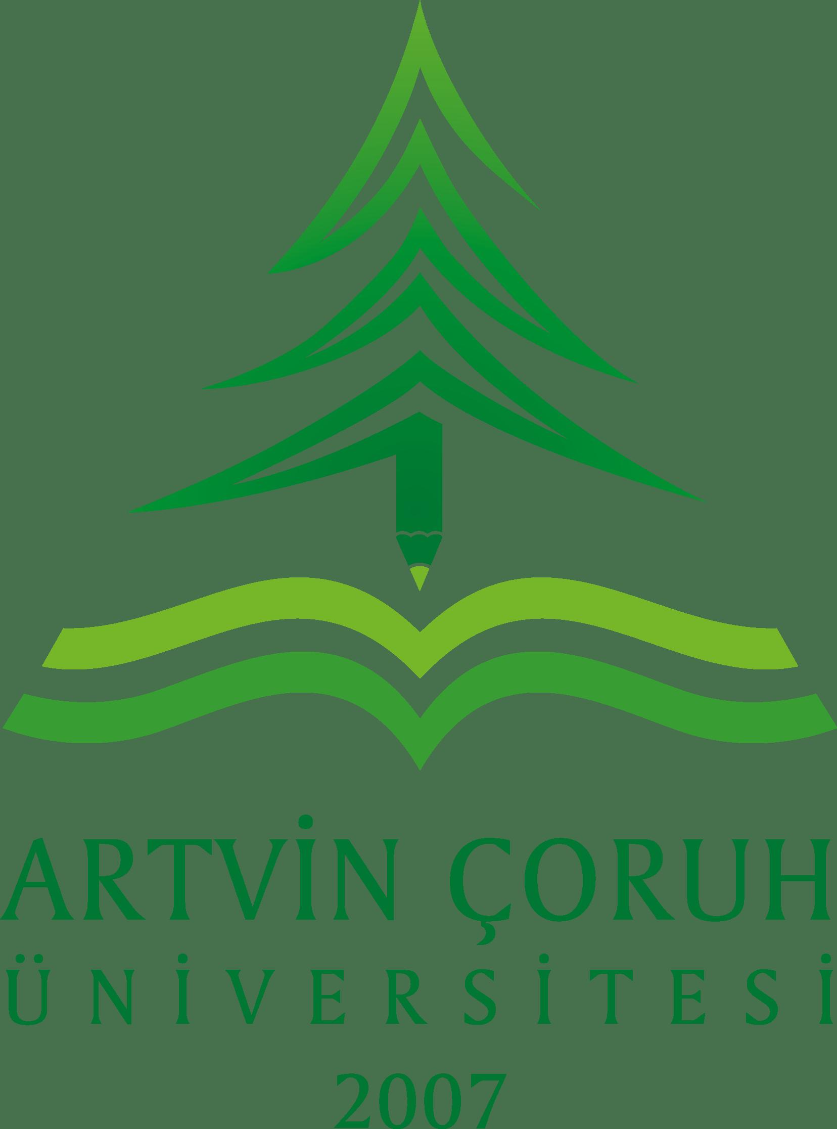 Artvin Çoruh Üniversitesi Logo   Amblem png