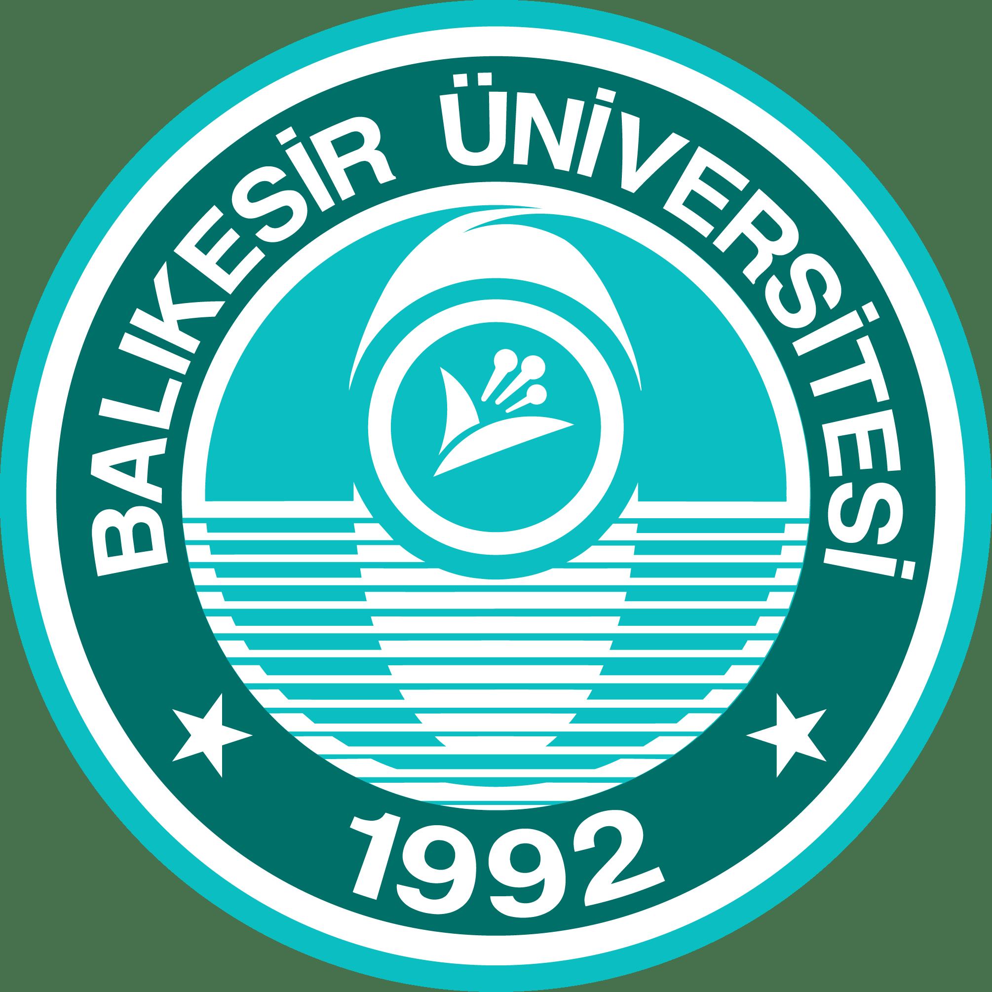 Balıkesir Üniversitesi Logo   Amblem png