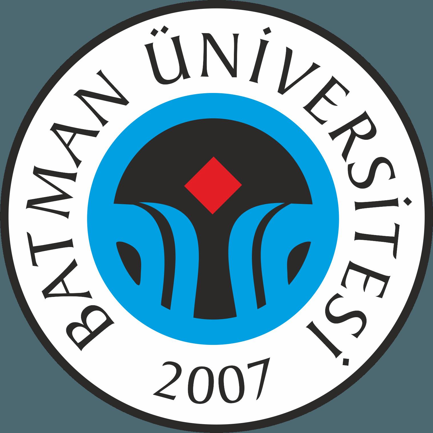 Batman Üniversitesi (Batman) Logo Vector png