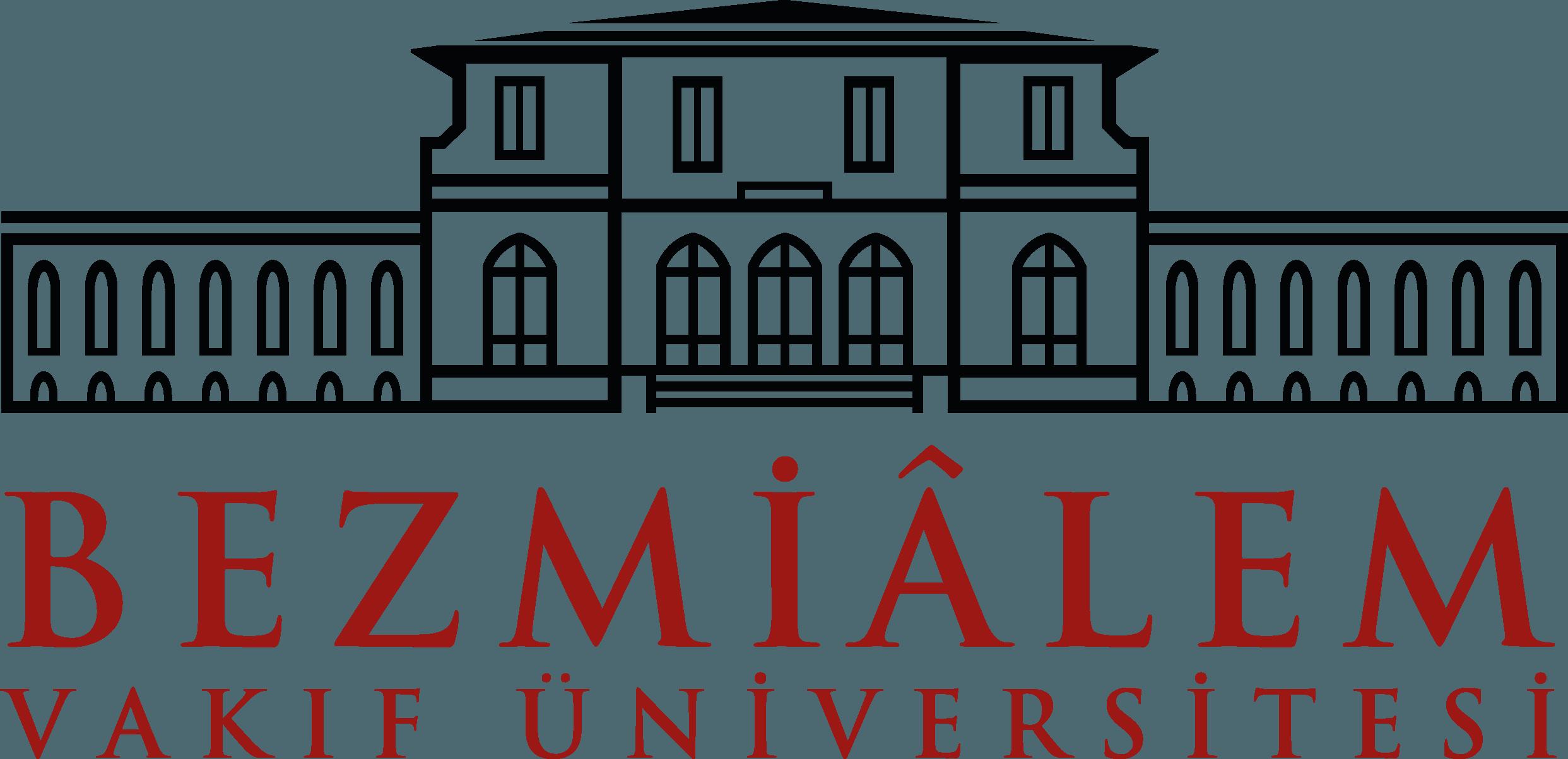 Bezmialem Vakıf Üniversitesi Logo   Arma png
