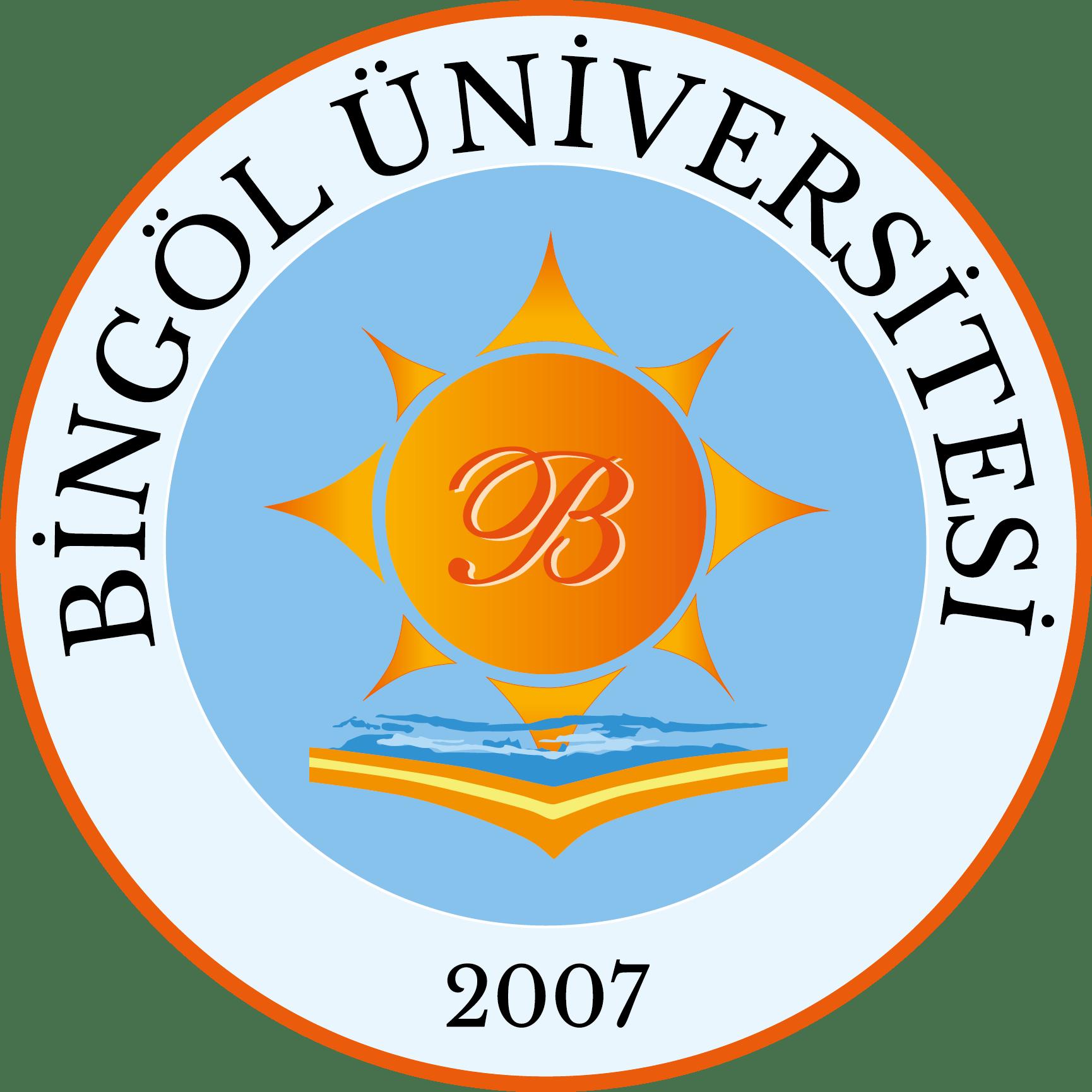 Bingöl Üniversitesi Logo   Arma png