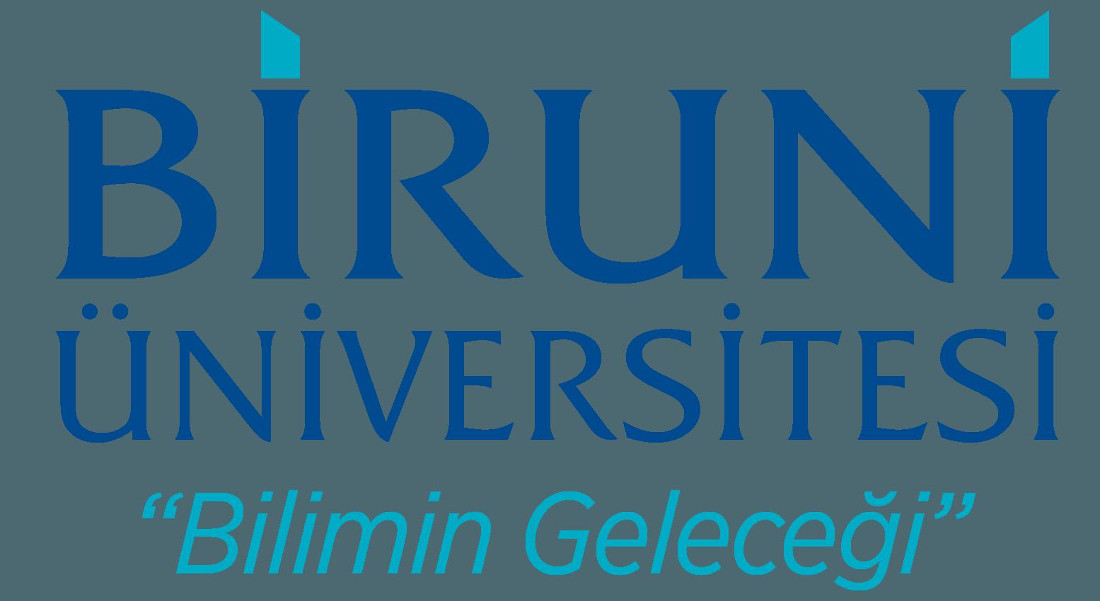 biruni universitesi logo