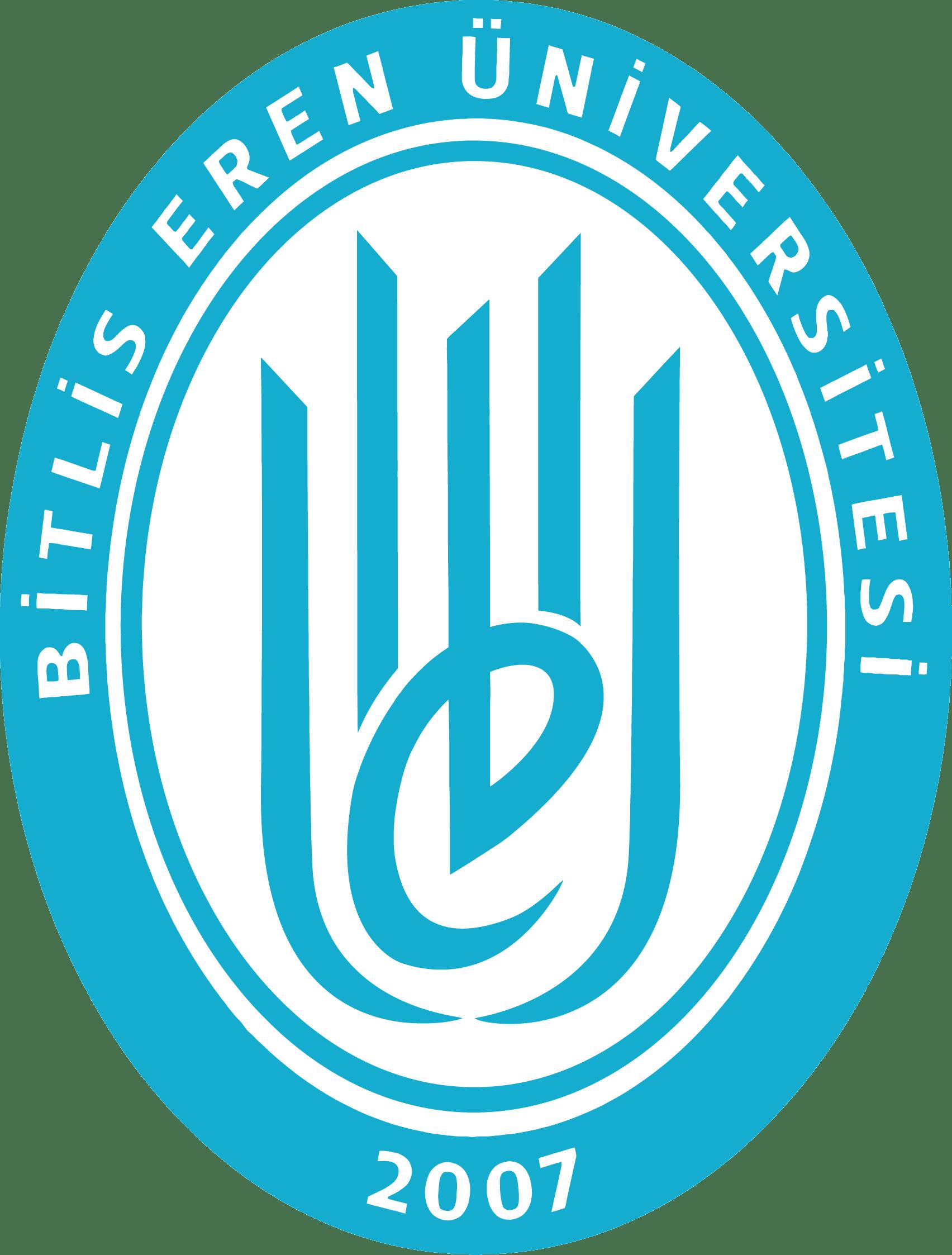 Bitlis Eren Üniversitesi Logo   Arma png