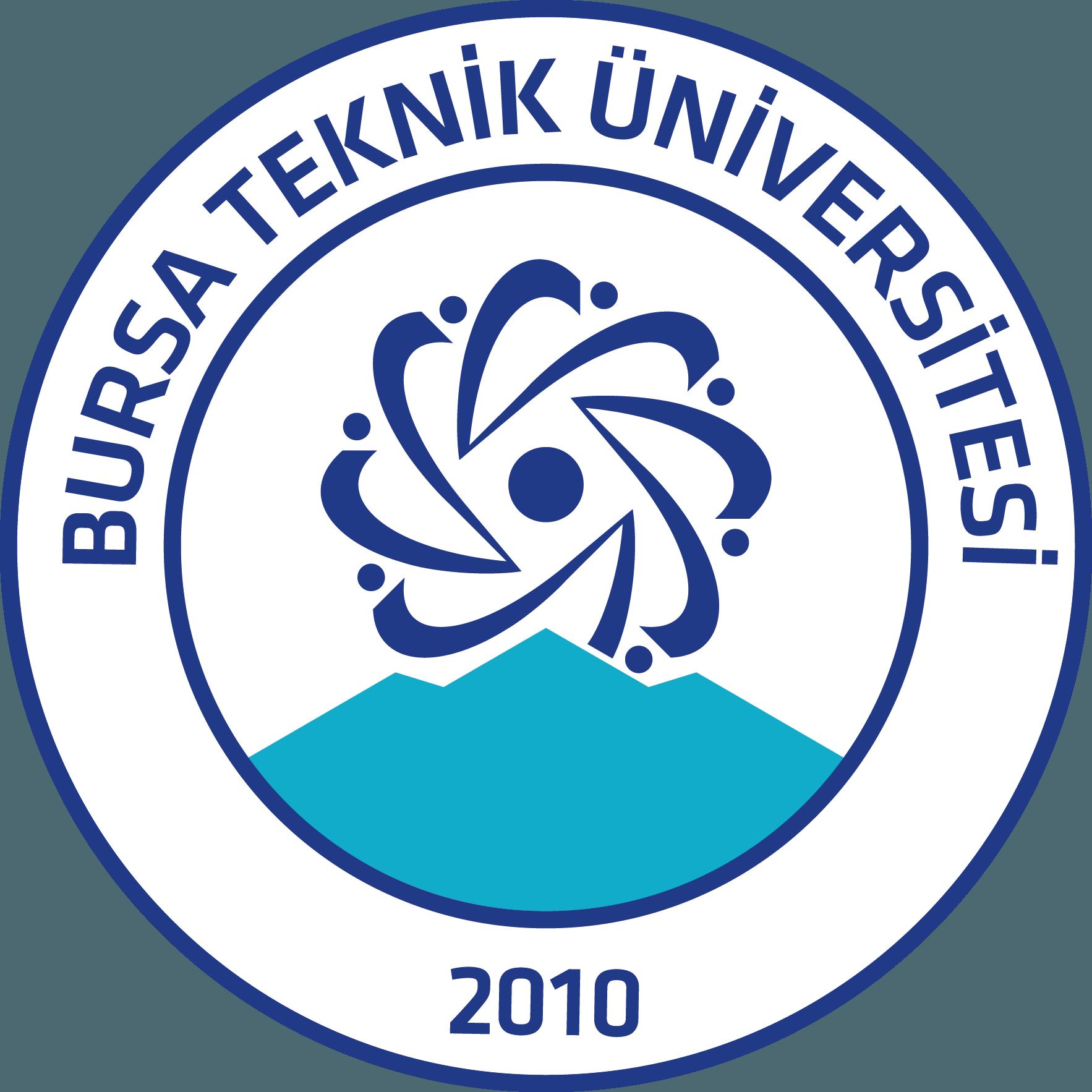 Bursa Teknik Üniversitesi Logo   Arma png