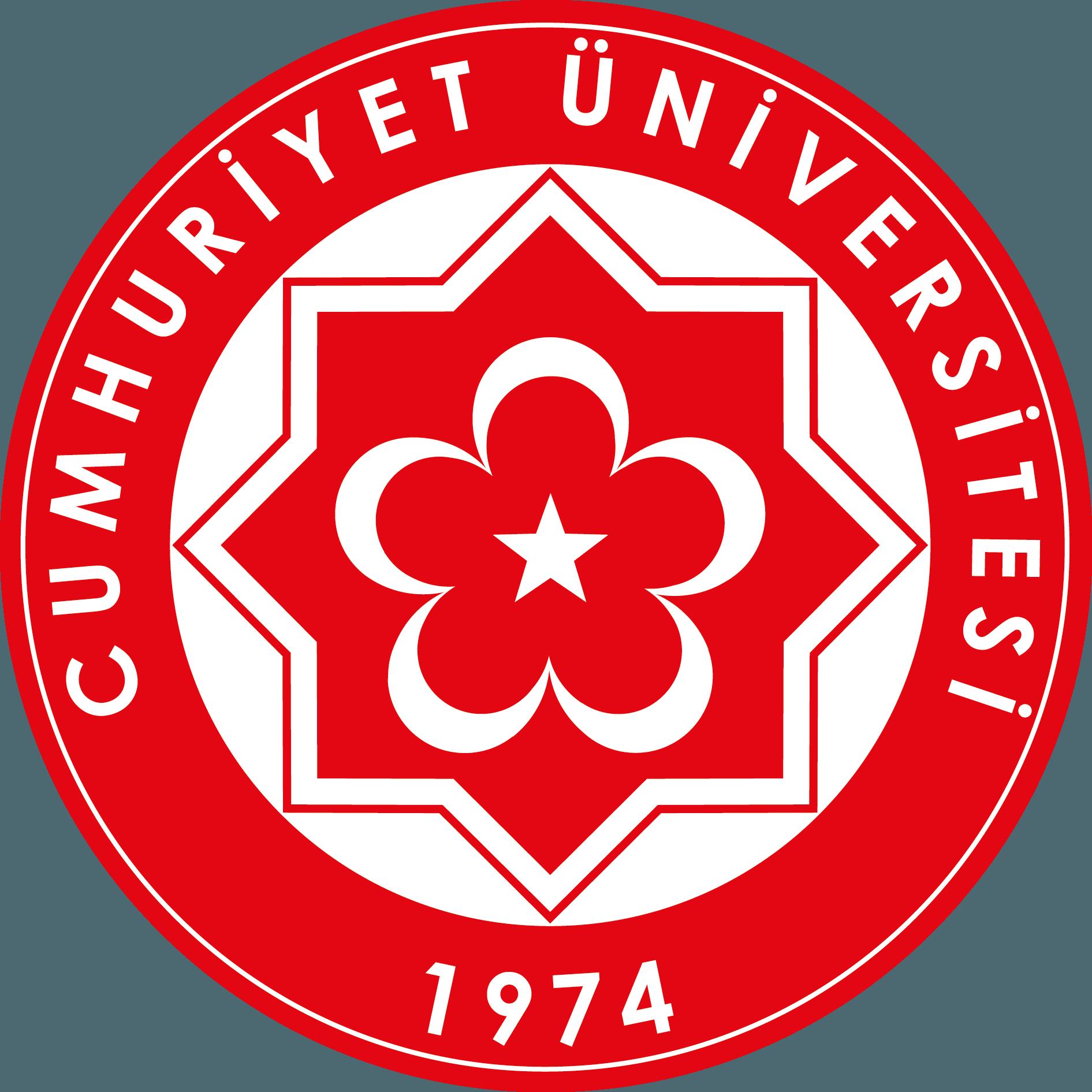 Cumhuriyet Üniversitesi Logo   Arma png