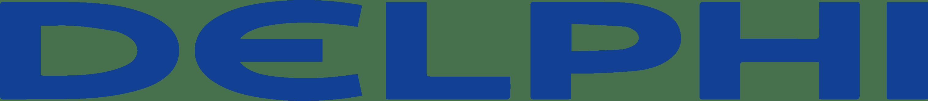 Delphi Logo png