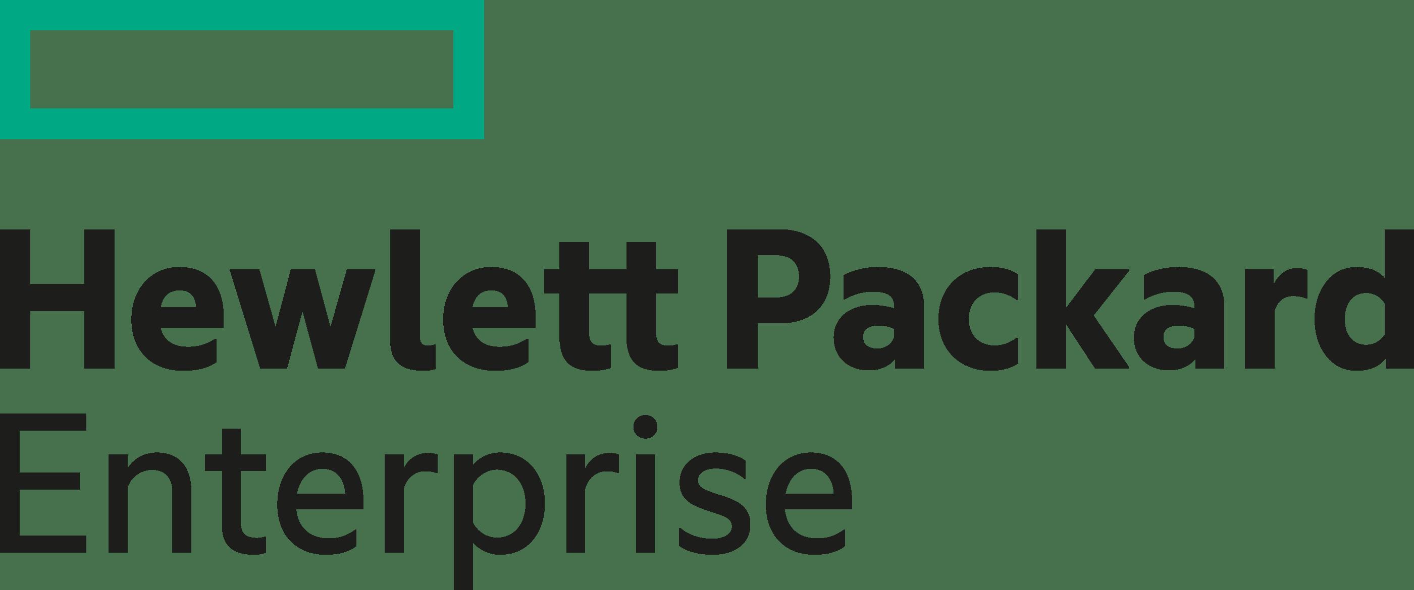 Hewlett Packard Enterprise   HPE Logo png