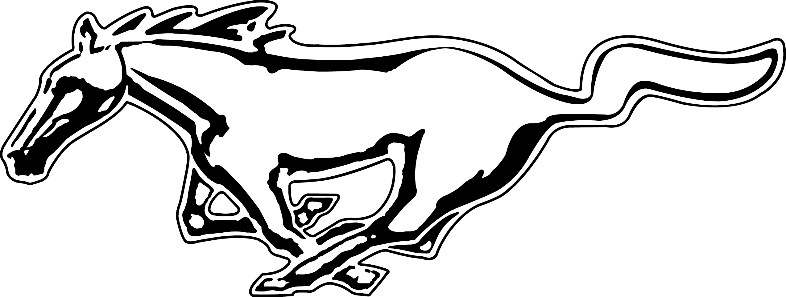 Mustang Logo [Ford] png