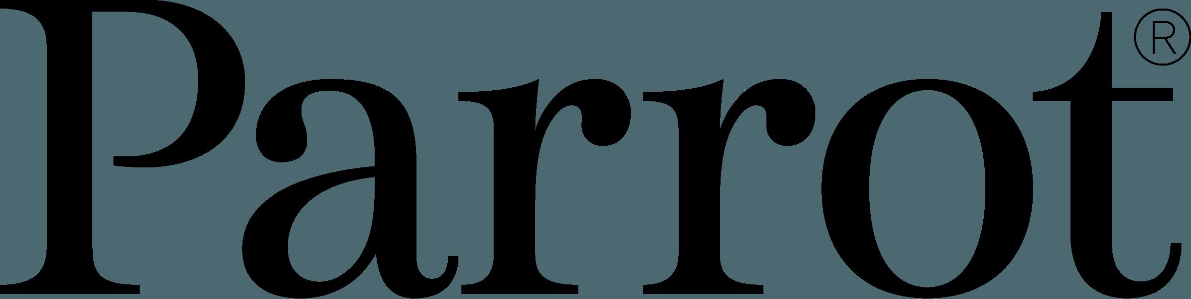 Parrot Logo png