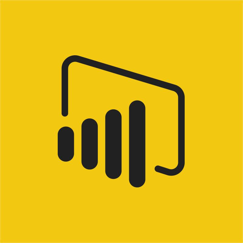 Power BI Logo [Microsoft] png