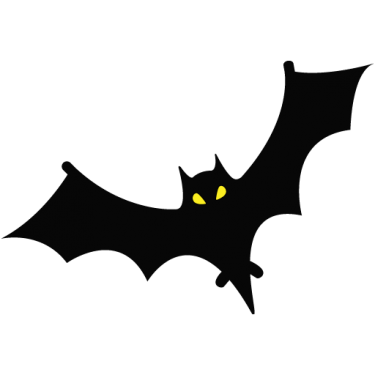 Bat png picture 10 375x375 vector