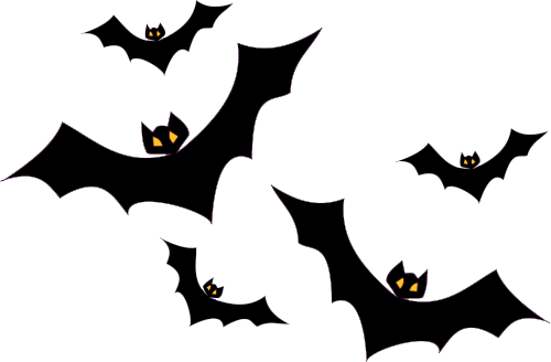 Bat png picture 3 500x328 vector