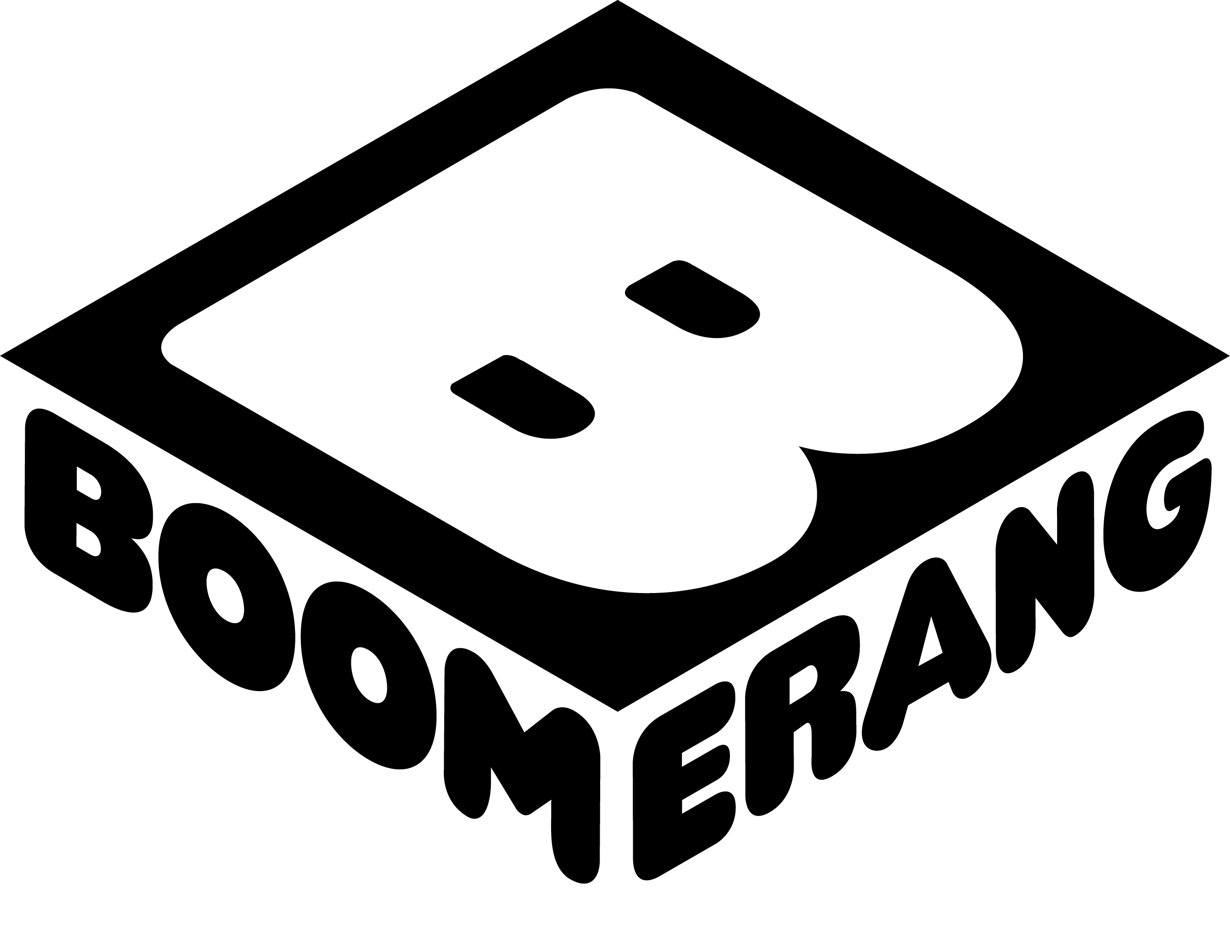 Boomerang Logo png