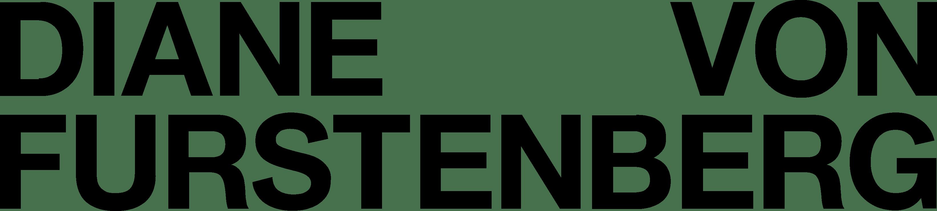 DVF Logo (Diane von Fürstenberg) png
