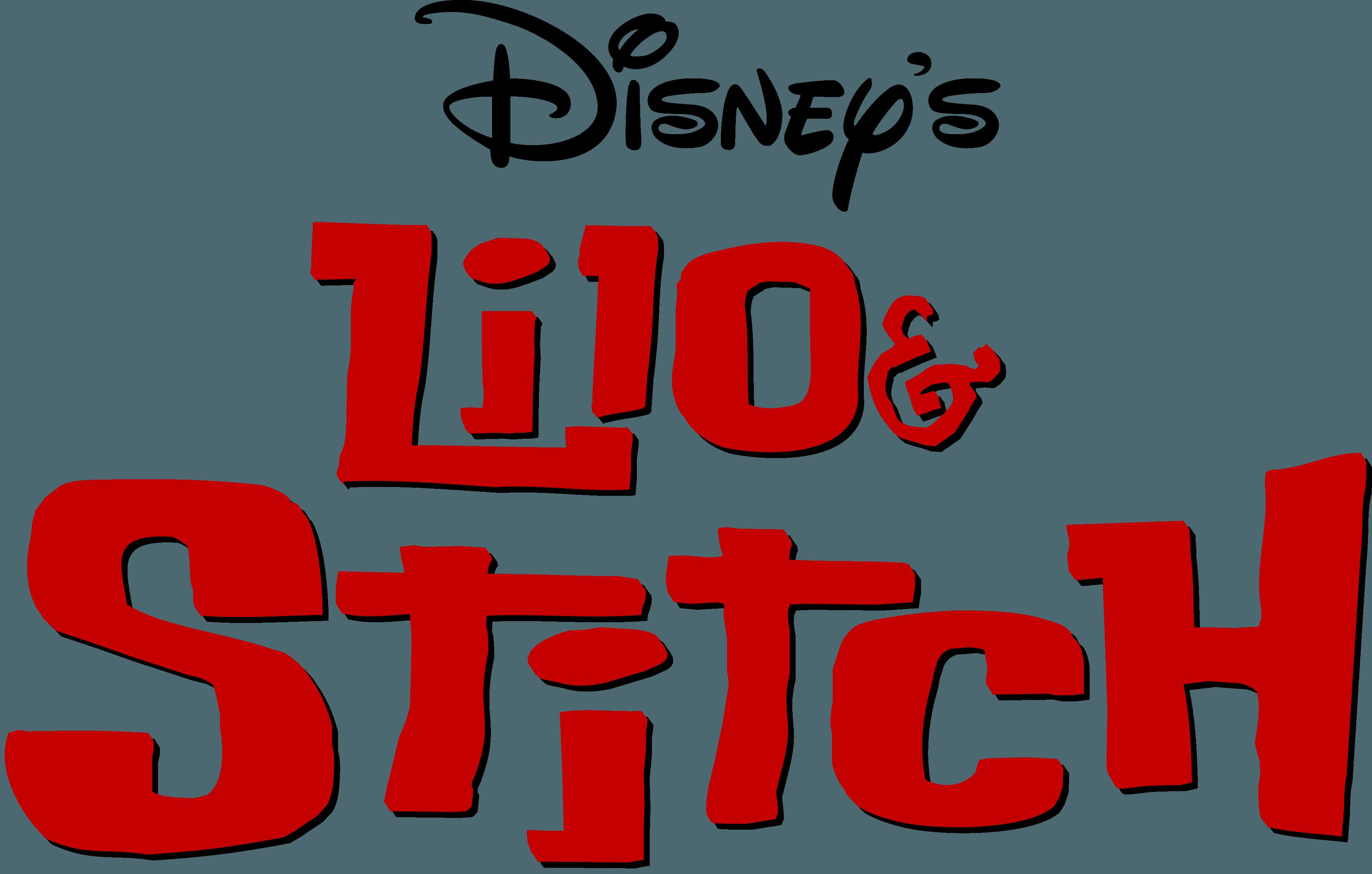 Lilo & Stitch Logo (Disney) png