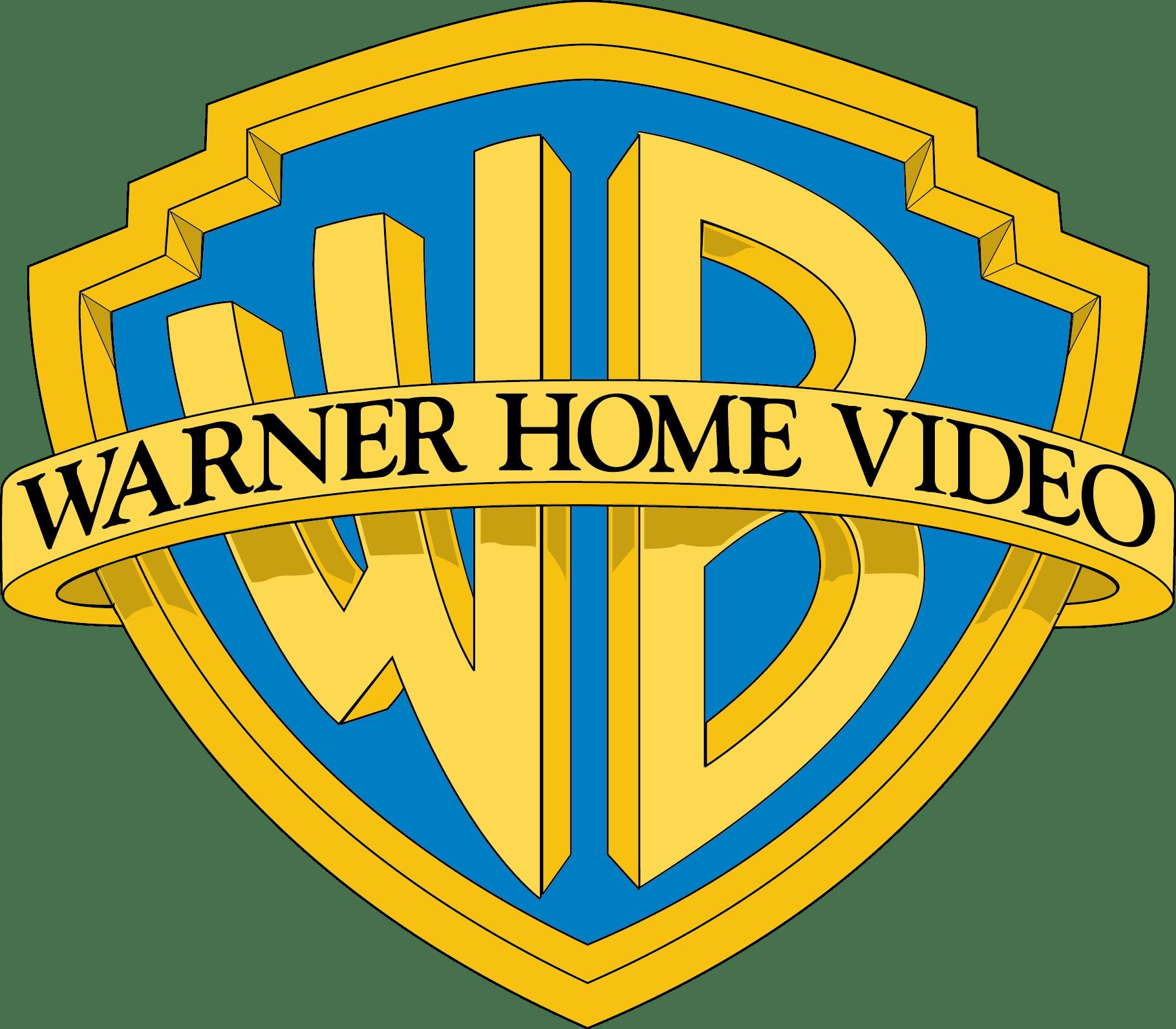 Warner Home Video Logo png