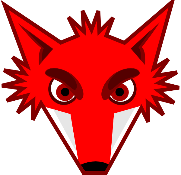 Fox Head PNG Clipart (7 Image)