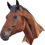 Horse Head Png Clipart (23 Image) png