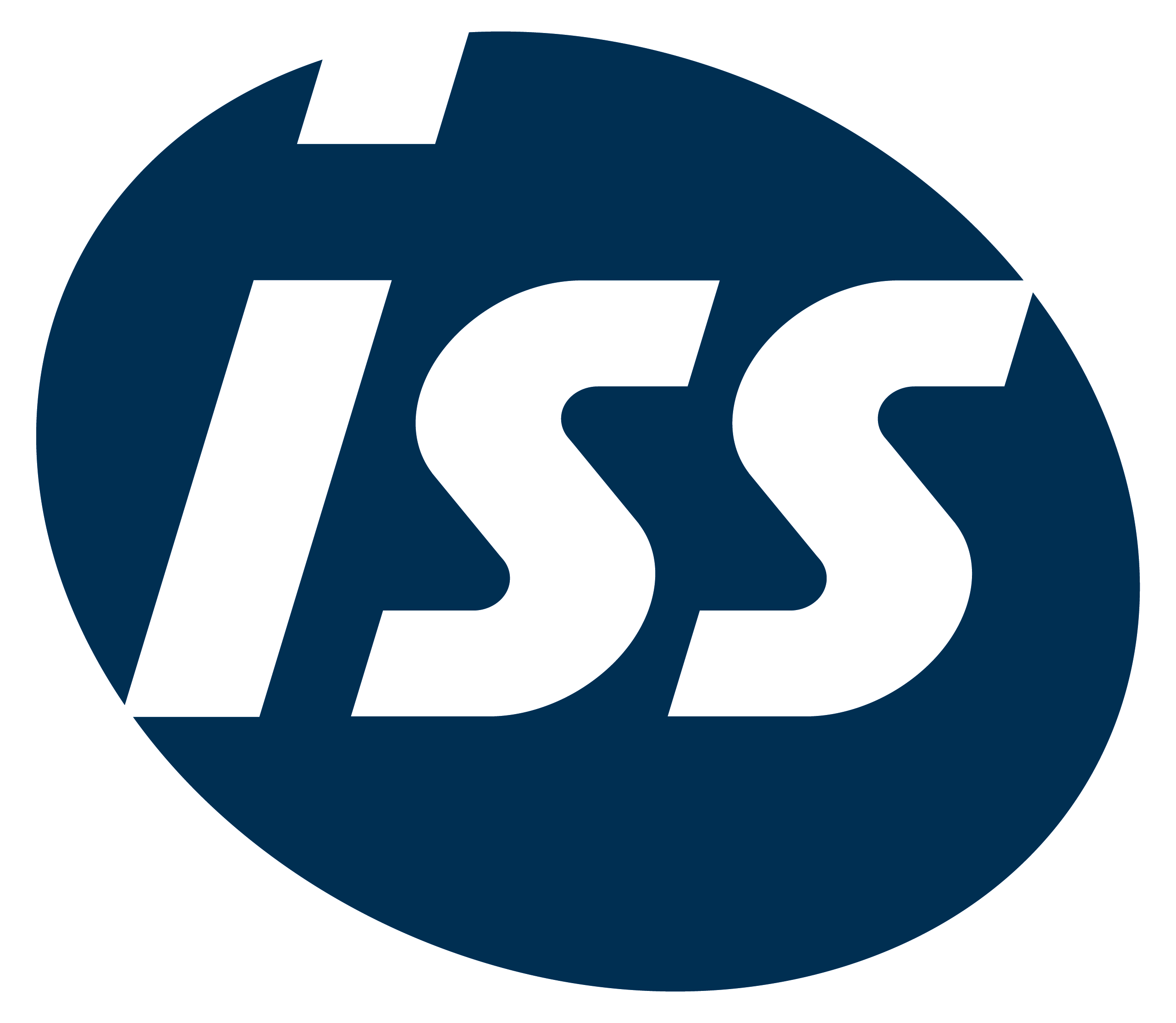 ISS Logo (Integrated Service Solutions) png