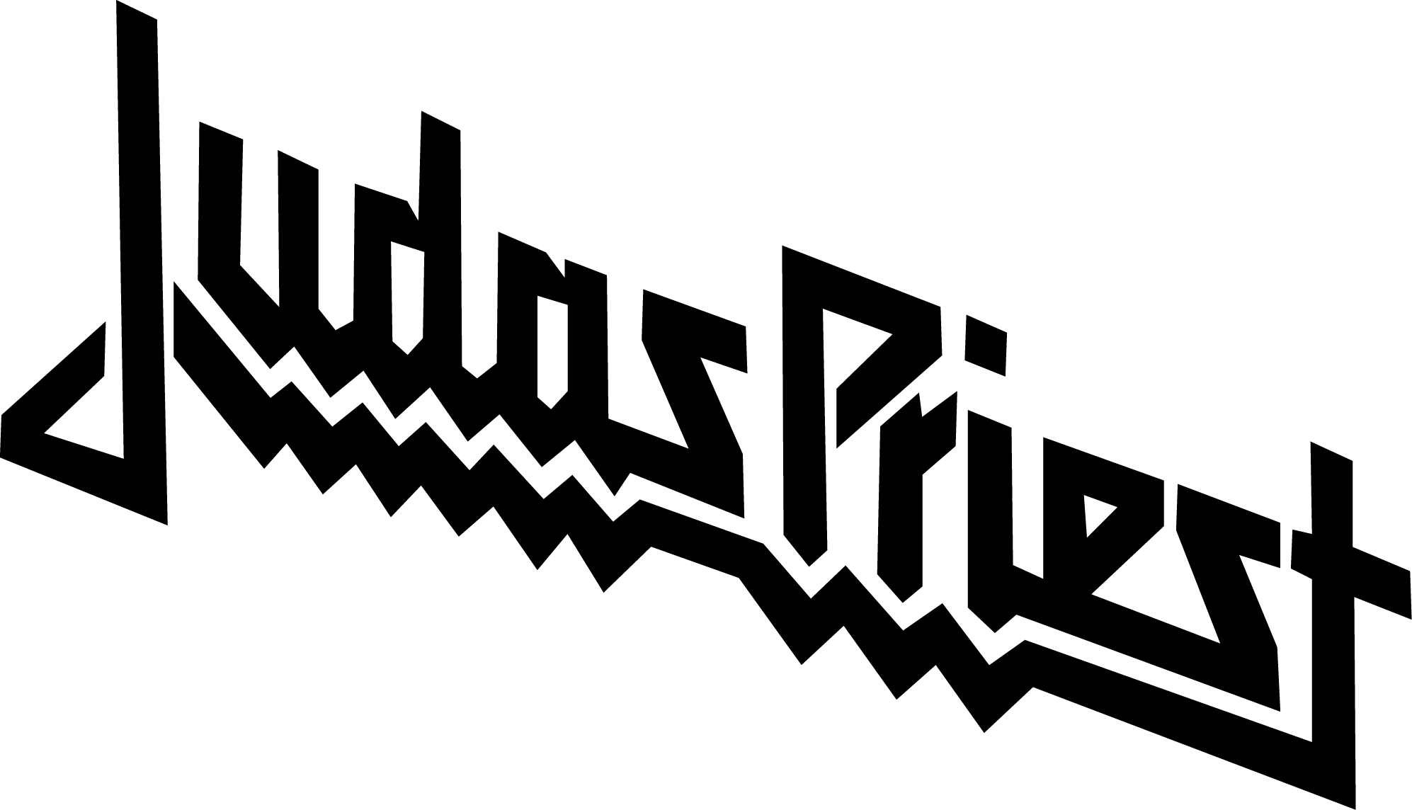 Judas Priest Logo (Band) png