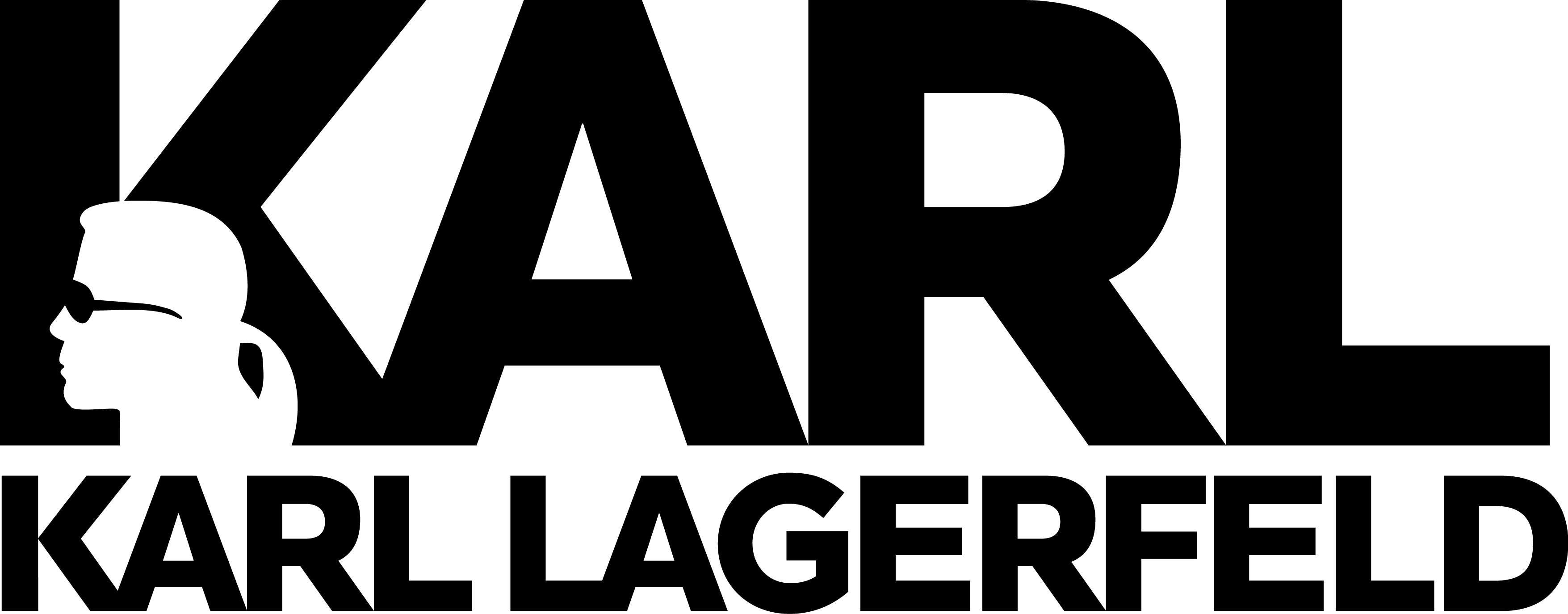 Karl Lagerfeld Logo png