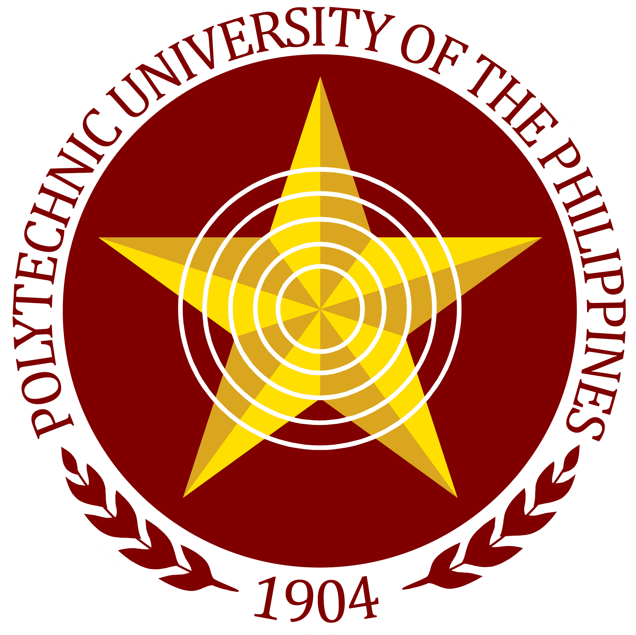 Pup Logo (Polytechnic University of the Philippines) png
