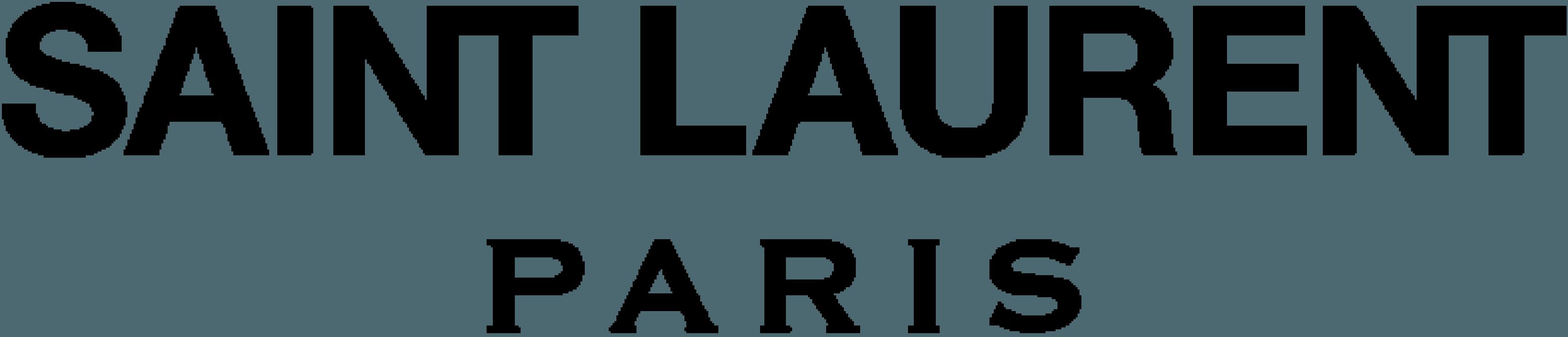 Saint Laurent Logo png