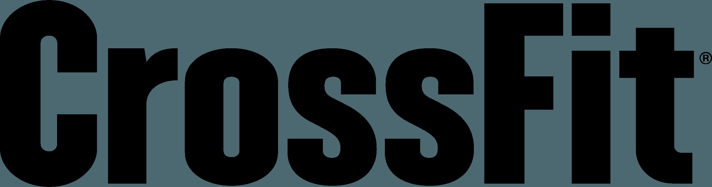 Crossfit Logo png