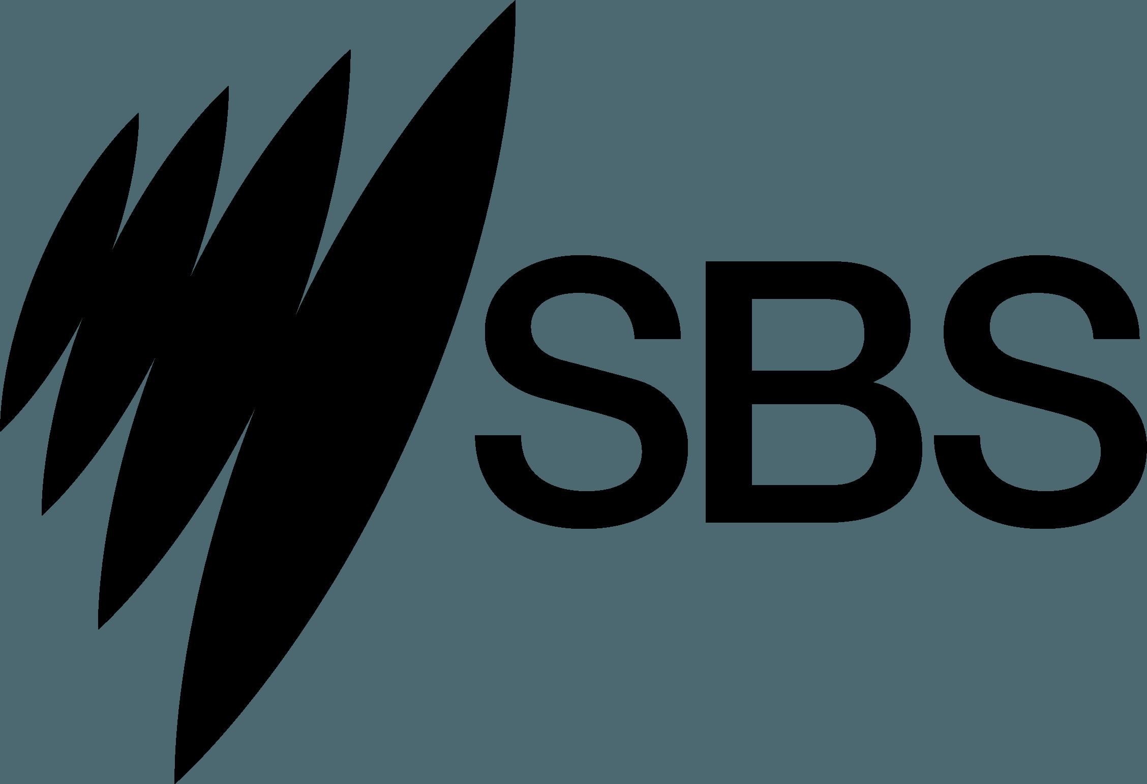 SBS Logo (SBS (Australian TV channel) png