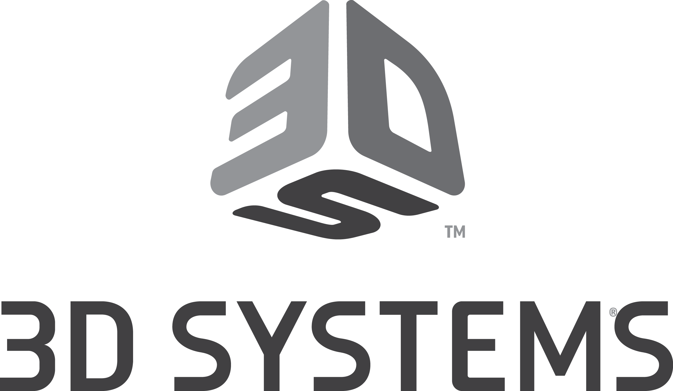 3D Systems Logo vector