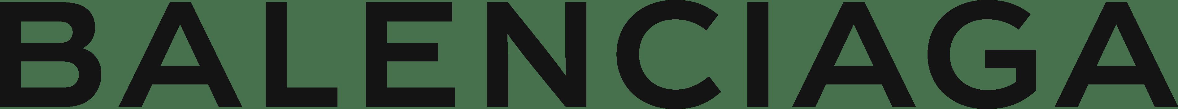 Balenciaga Logo png