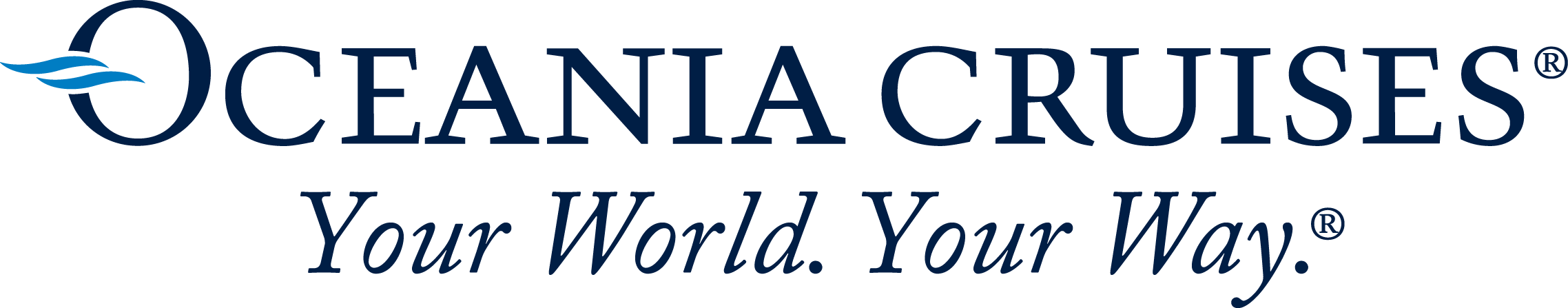 Oceania Cruises Logo png