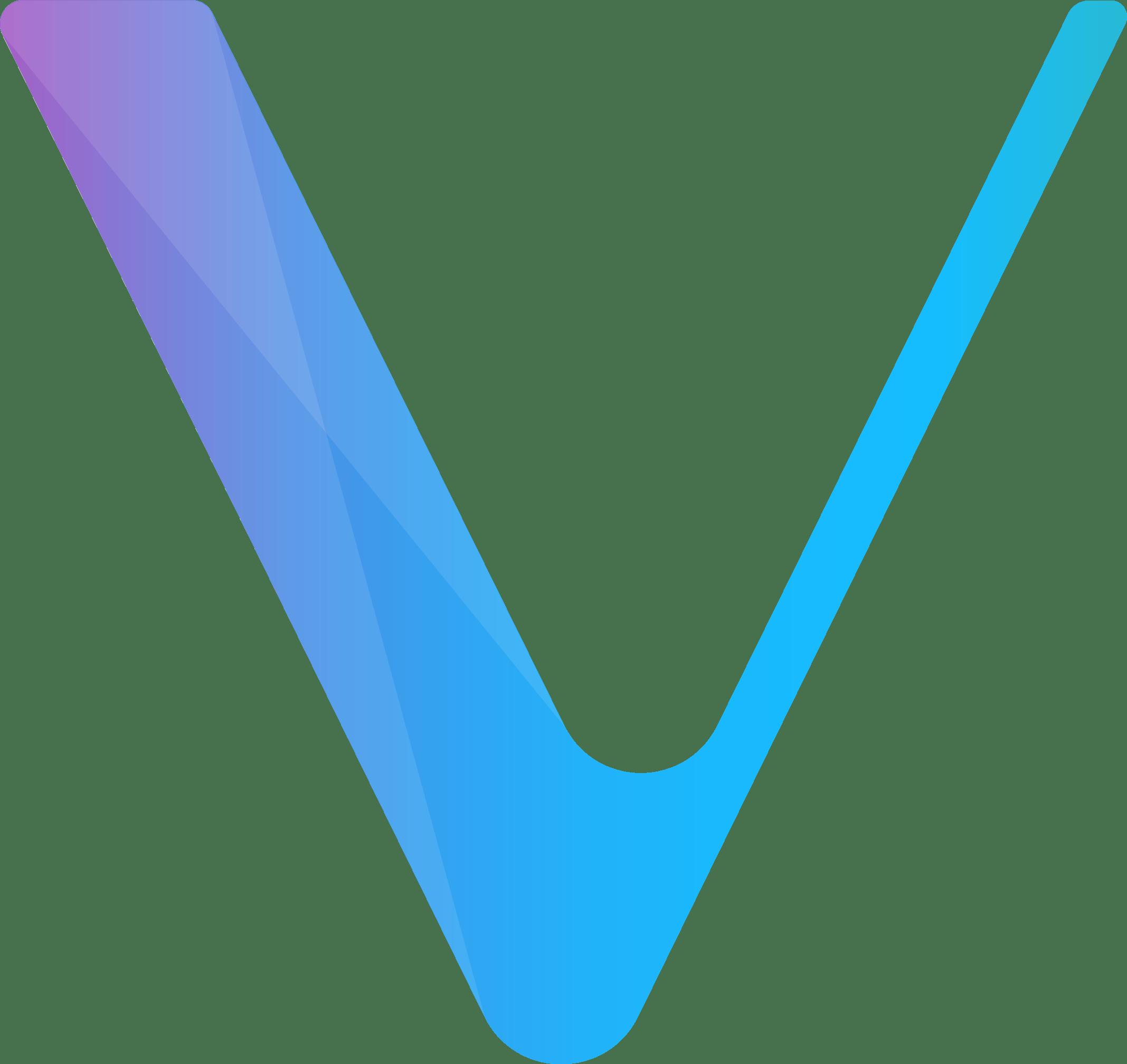 VeChain Logo (VEN) png