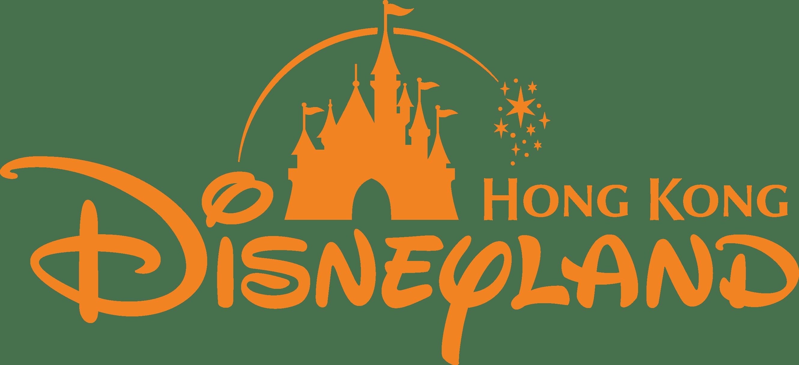 Hong Kong Disneyland Logo png