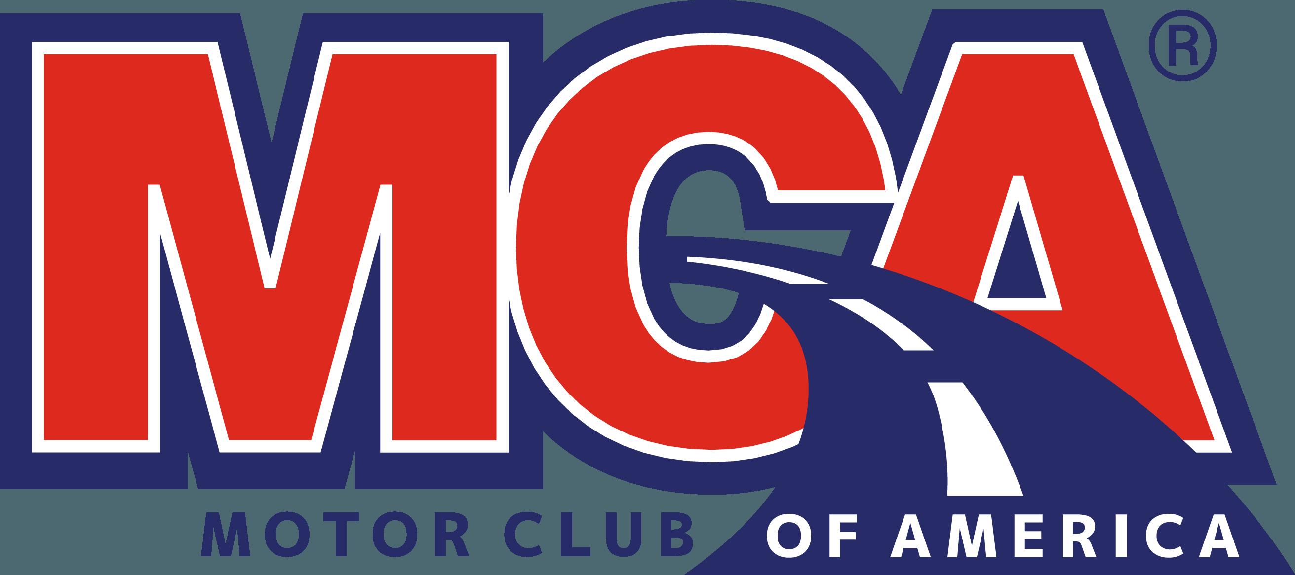 MCA Logo (Motor Club of America) png
