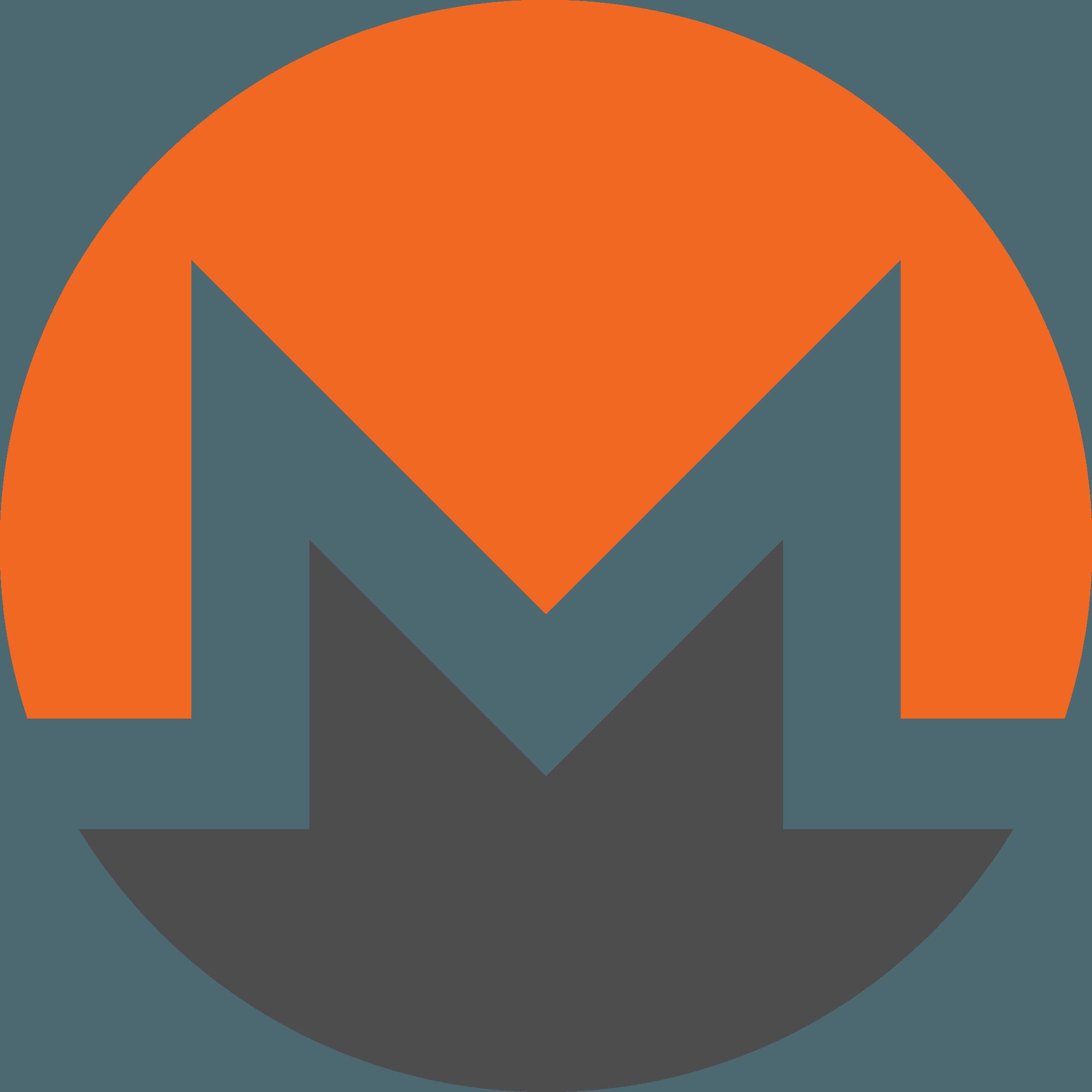 Monero Logo (XMR)