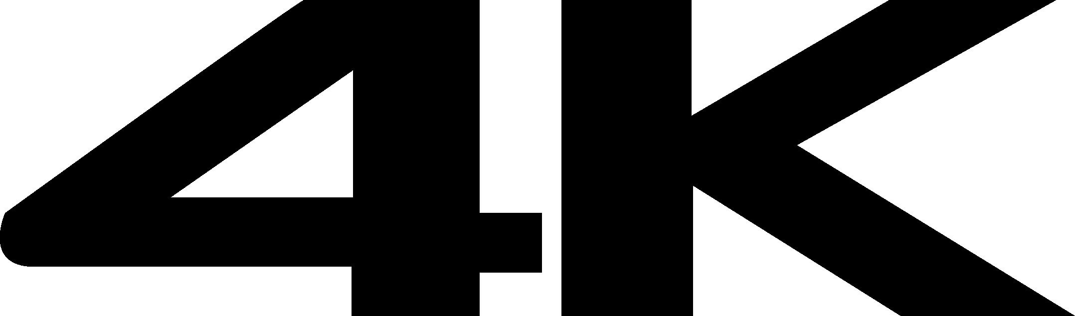 4K Logo png