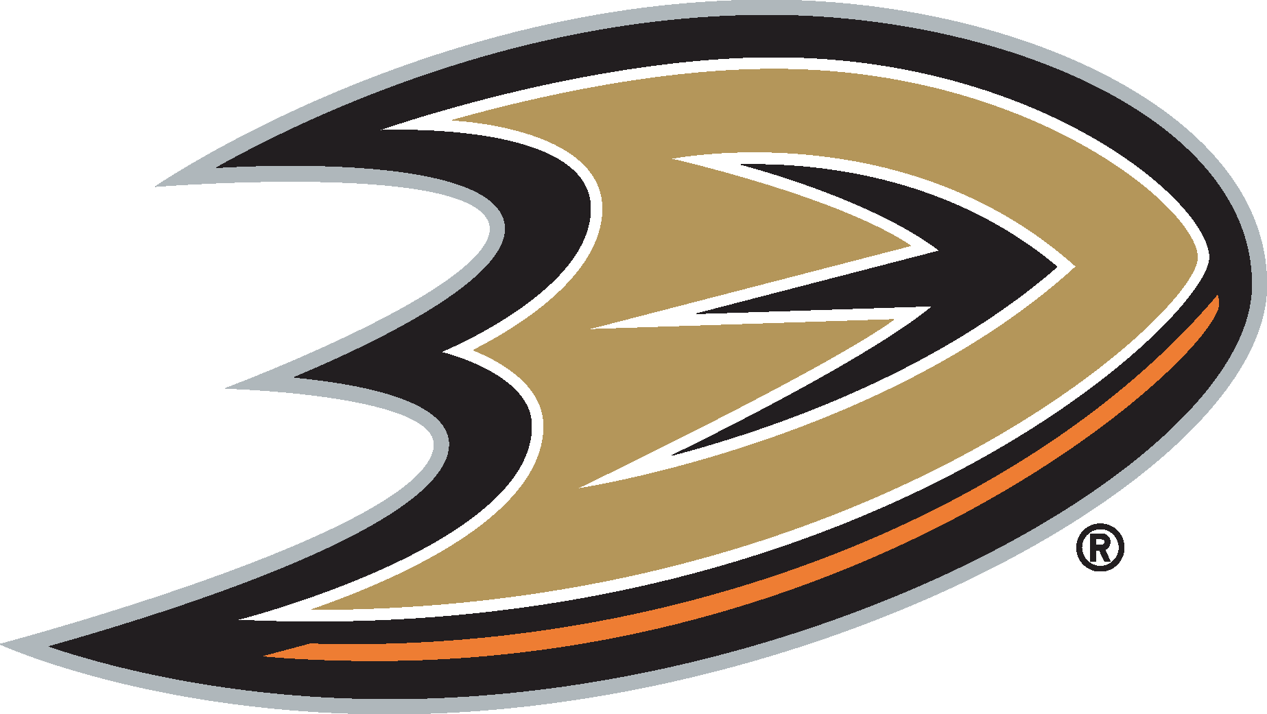 Anaheim Ducks Logo [NHL]