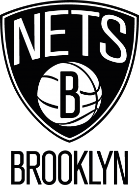 Brooklyn Nets logo 283x375