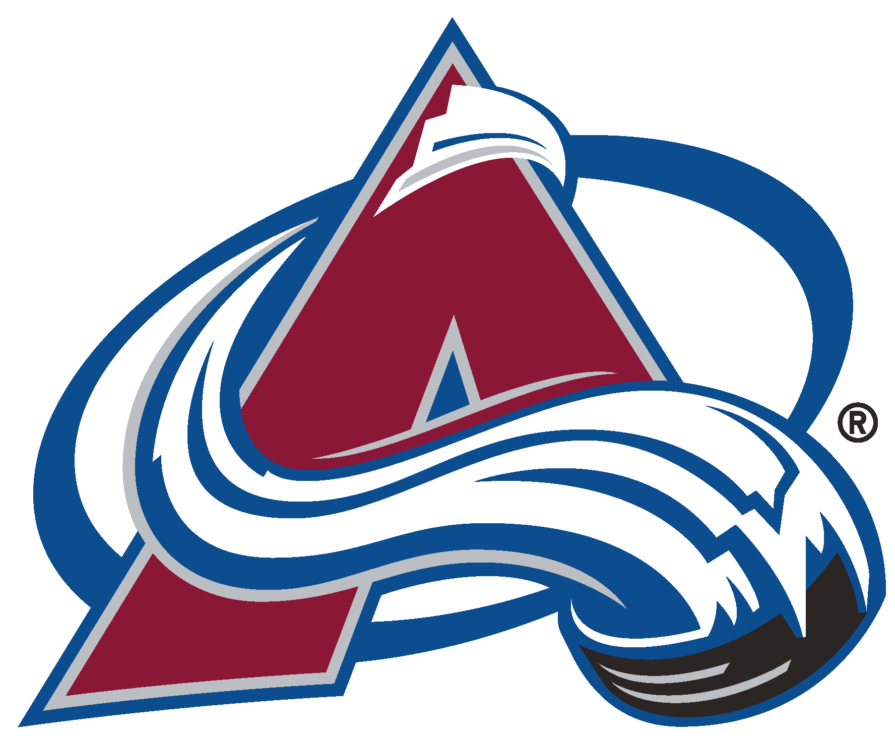 Colorado Avalanche Logo [EPS   NHL] png